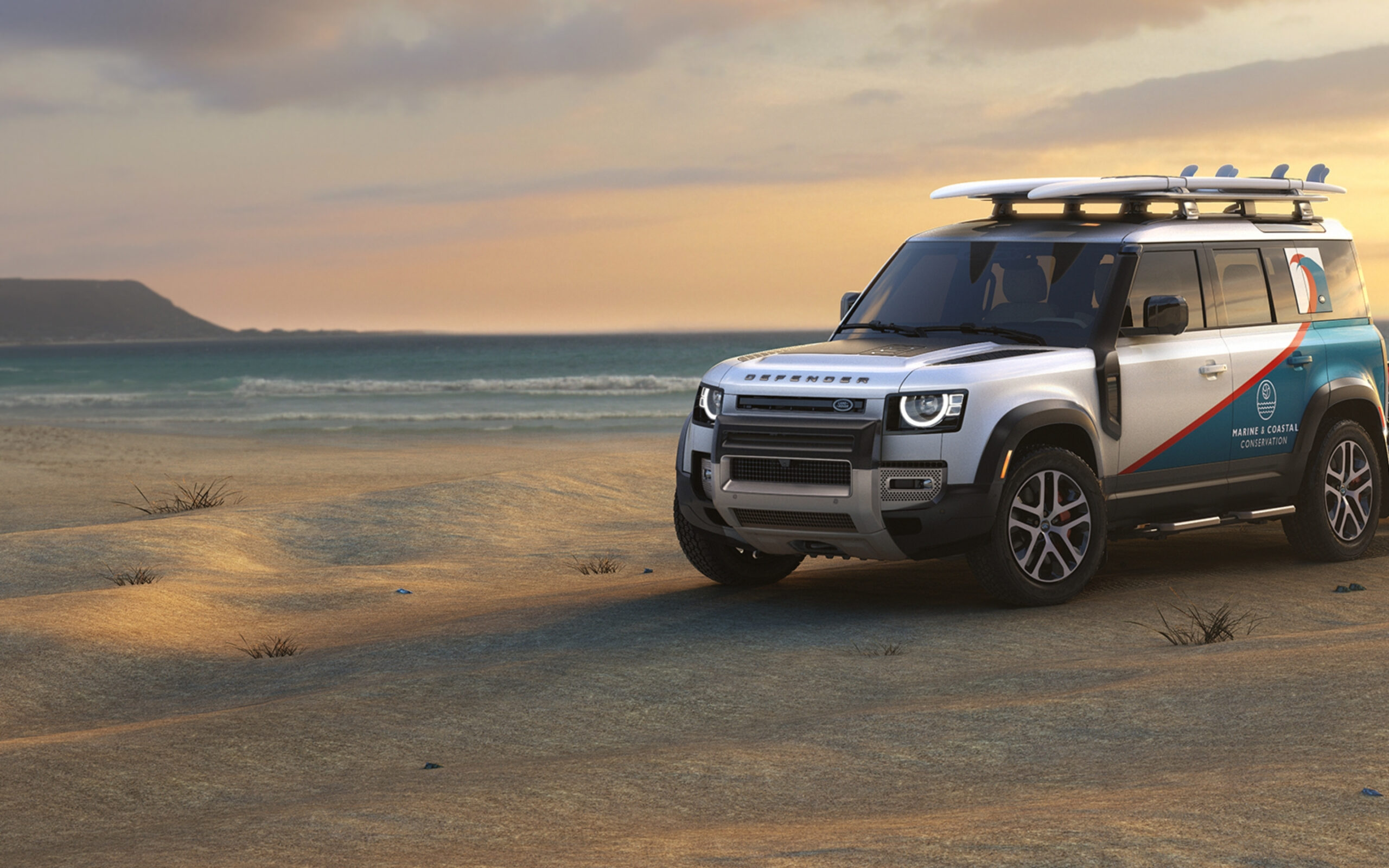 Marine Mammal Non-Profit in Running to Win Land Rover Rescue Vehicle